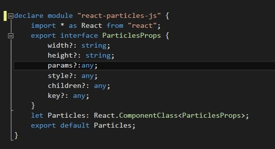 react-type-defintion-file