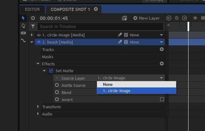 applying-set-matte-effect-step-2 How Set Matte effect works - for beginners